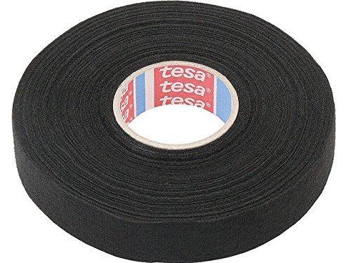 Tesa - Nastro isolante in cotone, 25 m
