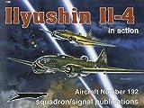 Image of Ilyushin Il-4 in Action - Aircraft No. 192