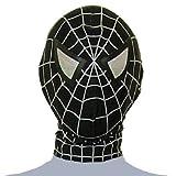 スパイダーマン3 マスク ブラック
