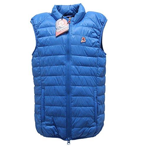 4865P GILET giubbotto bimbo bluette INVICTA smanicato jackets kids [16 YEARS]