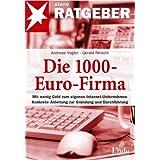 """Die 1000-Euro-Firmavon """"Andreas Vogler"""""""