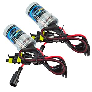 35w H11-6000K HID Xenon Lights Replacement Bulbs by nj365