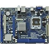 Asrock G41M-VS3R2.0 - G41M-VS3 R2.0 S775 G41 MATX - VGA+SND+LN+U2 SATA2 FB1333 DDR3 IN