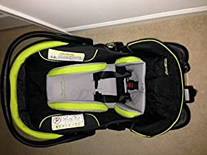 Eddie Bauer Surefit Infant Car Seat Bolt