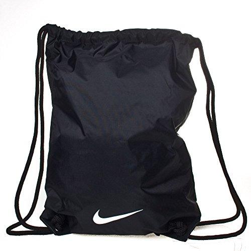nike gym sack turnbeutel schwarz ba2735 001. Black Bedroom Furniture Sets. Home Design Ideas