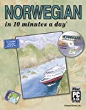 NORWEGIAN in 10 minutes a day® with CD-ROM