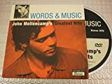 John Mellencamp - Words & Music (Greatest Hits) Bonus DVD