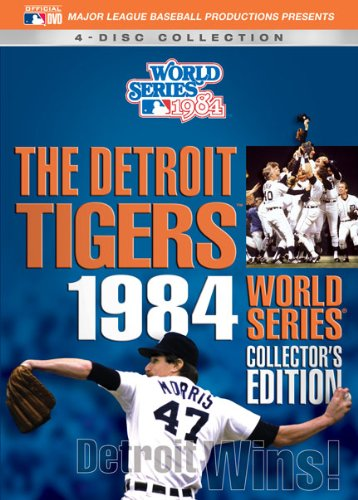 1984 Detroit Tigers World Series Collectors Ed [DVD] [Import]
