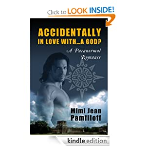 Kindle Daily Deal: Accidentally In Love With... A God?