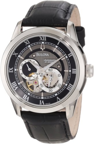 Bulova Men's 96A135 BVA-SERIES 120 Automatic strap Watch