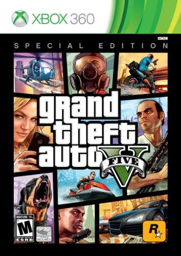 Grand Theft Auto V (Special Edition) -Xbox 360