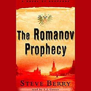The Romanov Prophecy Audiobook