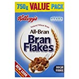 Kellogg's All Bran Bran Flakes 750g