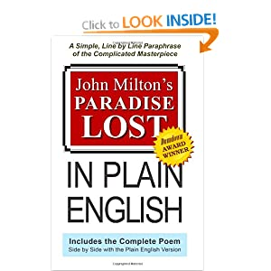 comparative analysis considering john milton's views Introduction modern criticism of paradise lost has taken many different views of milton's ideas in the poem one problem is that paradise lost is almost militan.