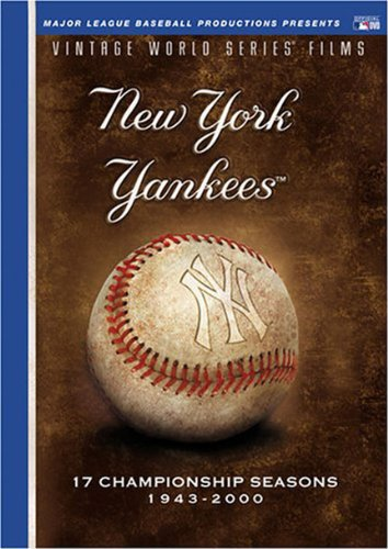MLB Vintage World Series Films - New York Yankees: 17 Championship Seasons 1943-2000 at Amazon.com