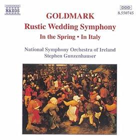 Goldmark: Rustic Wedding Symphony / In The Spring