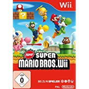 Post image for New Super Mario Bros. (Wii) für 27€ und Wii Remote Plus für 34€ *UPDATE*