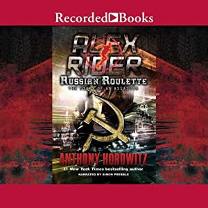 Russian Roulette: An Assassin's Story Audiobook