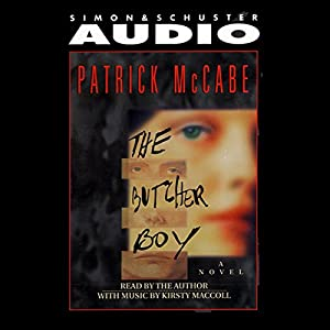 The Butcher Boy Audiobook