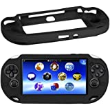Etui Housse Coque POUR PS PlayStation Vita protection en silicone Anti choE