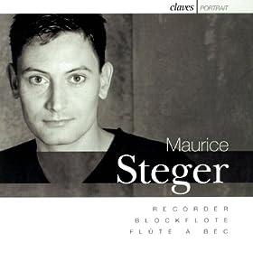 Maurice Steger : A Portrait
