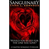 Sanguinaryby Emma L Edwards