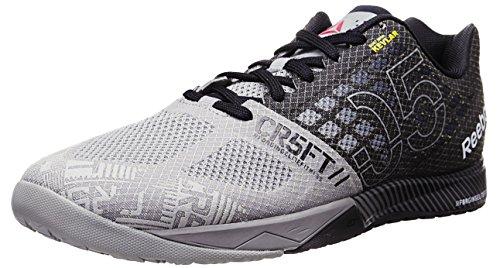reebok-mens-r-crossfit-nano-50-training-shoe-flat-grey-black-105-m-us