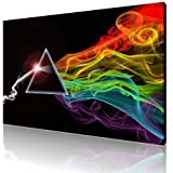 LARGE PINK FLOYD CANVAS GALLERY STYLE 30x20 INCHES A1