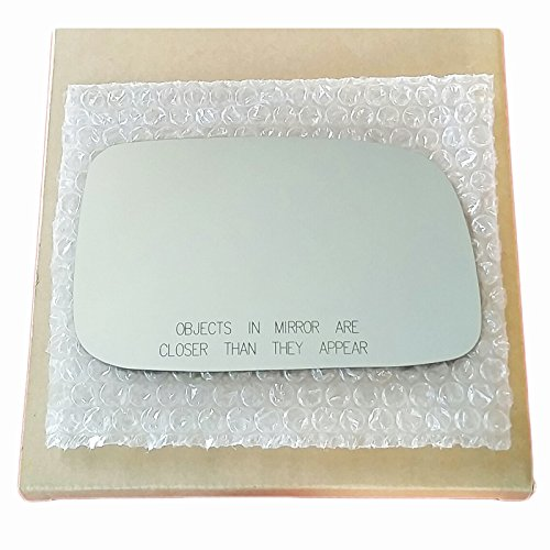 Mirror Glass and ADHESIVE | 2004 - 2009 Toyota Prius Passenger Right Side Replacement (2007 Toyota Prius Side Mirror compare prices)