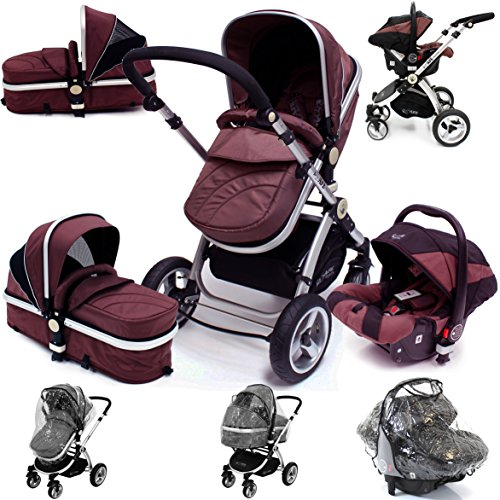 Graco Mosaic Travel System & Accessories