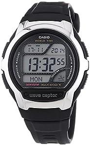 Casio - WV-58E-1AVEF -Homme Radio Piloté - Multifonction - Quartz Digitale - Bracelet Plastique