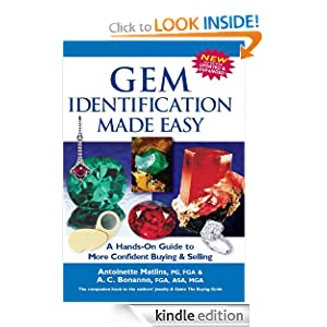 Amazon.com: Gem Identification Made Easy, 5th Edition: A Hands-On