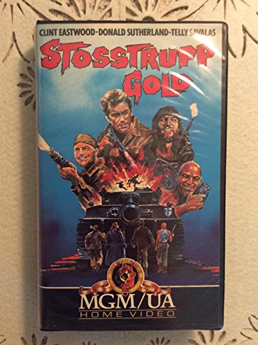 Stoßtrupp Gold [VHS]