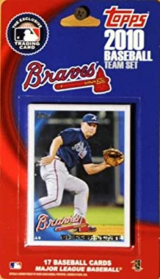 MLB Atlanta Braves Licensed 2010 Topps® Team Sets