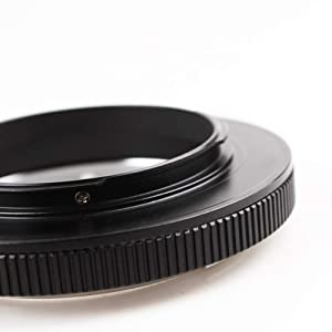Pixco Pro Lens Mount Adapter for Canon FD Lens to Nikon F Adapter