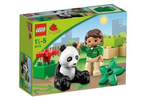 Lego 6173 DUPLO Pandabär