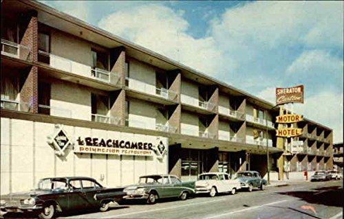 Sheraton Carlton Motor Hotel Winnipeg, Mb Original Vintage Postcard