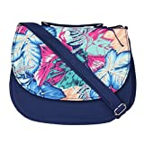 PST Women's Sling Handbags Blue (PST01002)