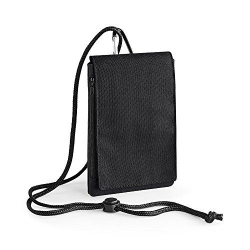 Bagbase - Custodia per Cellulare XL (Taglia unica) (Nero)