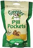 Canine Pill Pockets Tablet 3.2oz Chicken