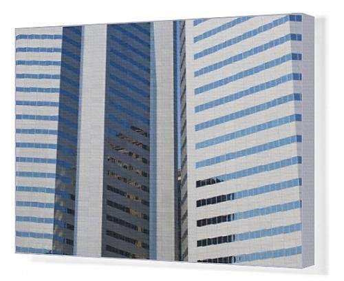 canvas-print-of-national-bank-of-canada-office-tower-and-bell-canada-tower
