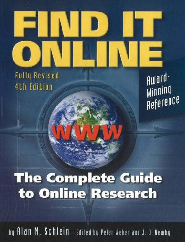 Find It Online: The Complete Guide To Online Research