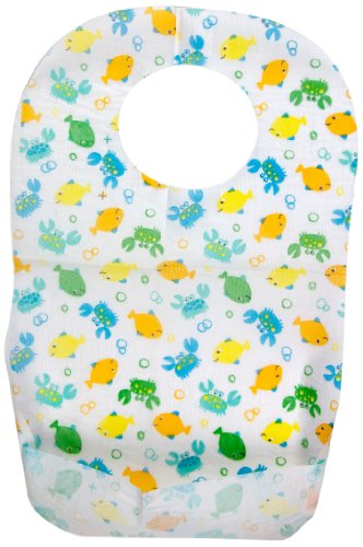 Summer Infant Keep Me Clean Disposable Bibs Travel Pack, 20-Count (Bibs Pack compare prices)