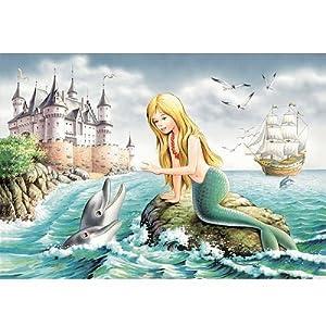 puzzle meerjungfrau