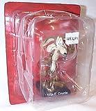 Warner bros entertainment looney tunes wile E coyote diecast figurine