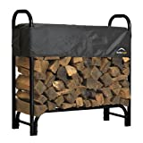 ShelterLogic Backyard Storage Series Covered Firewood Rack