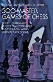 img - for 500 Master Games of Chess (Dover Chess) book / textbook / text book