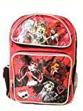 "Monster High Stitches 16"" Large Backpack"