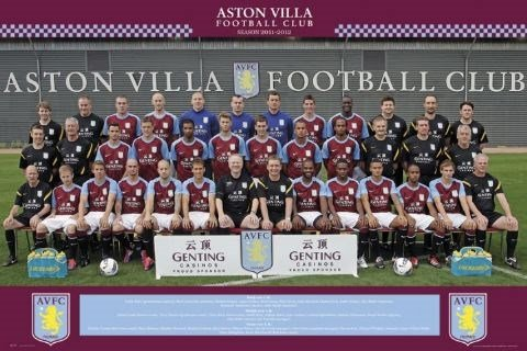sports-maxi-poster-featuring-the-2011-2012-team-line-up-for-aston-villa-fc-915x61cm
