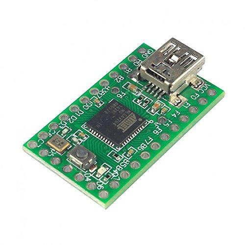 SainSmart Teensy 2.0 USB Keyboard Mouse AVR arduino ISP Board Mega32u4 from SainSmart